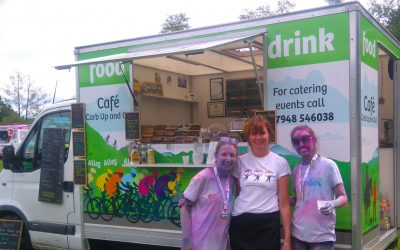 Dorking Colour 5km Fun Run – 22/05/2016