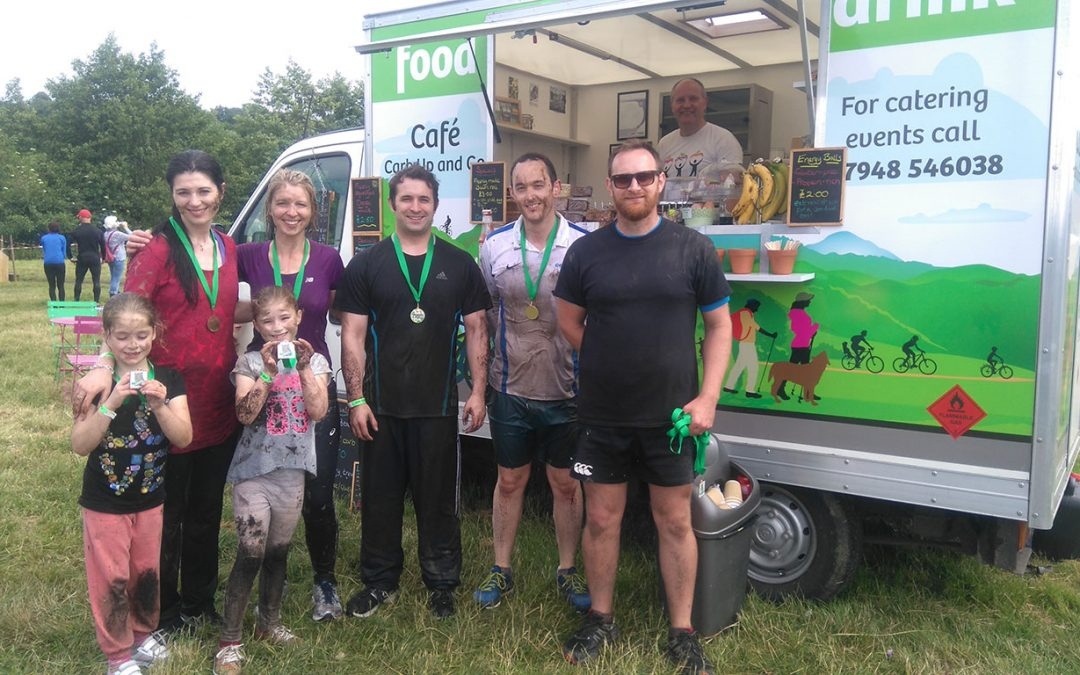 Mud Kids' Challenge Events – Dorking – 03/2016