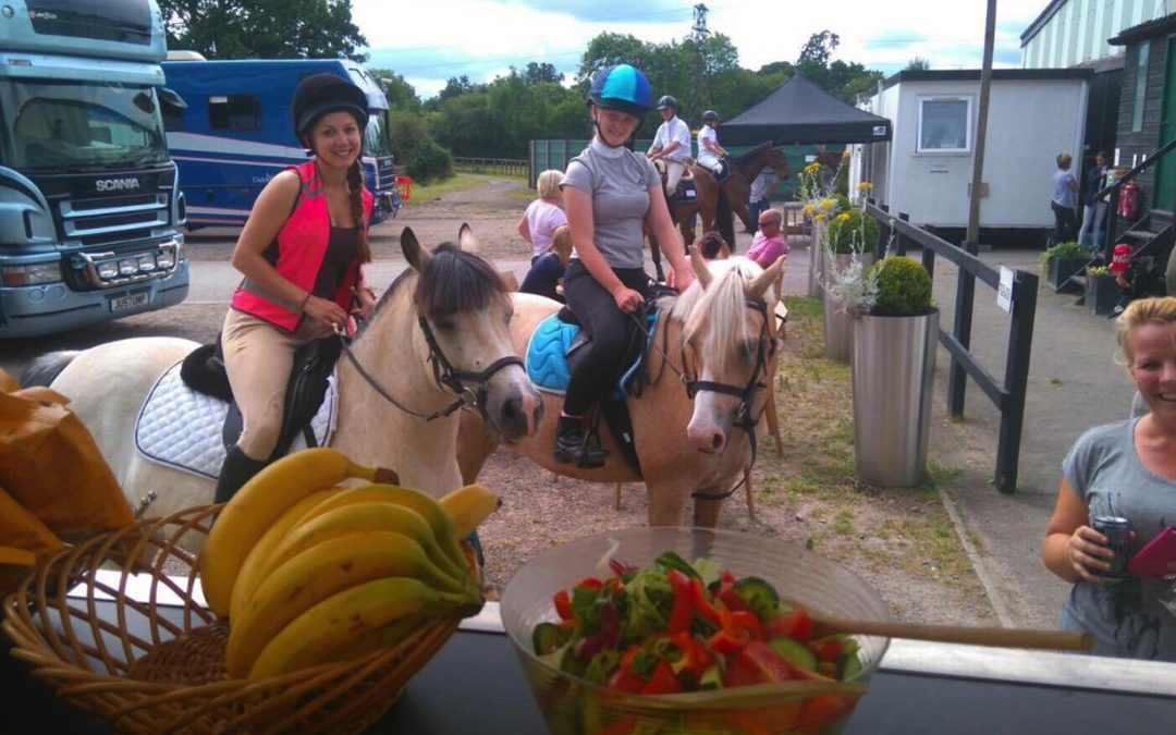 Parwood Equestrian Centre, Guildford – 08/07/17