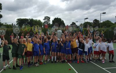 Active Surrey Schools Sports Event, St. Georges' College, Weybridge – 13/7/17