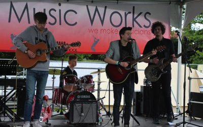 Music Works Concert, Secretts Farm, Milford – 11/06/17