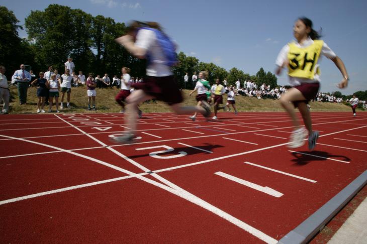 St. Georges' College Schools' Athletics Event, Weybridge – 11/07/19