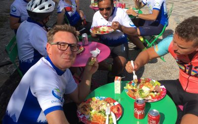 WMP's London to Paris Corporate Sportive with Daiichi-Sankyo – 28/08 – 30/08/19